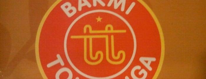 Bakmi Toko Tiga is one of Foodism in Jakarta.