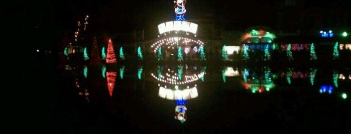 Kennywood Christmas Lights is one of Wayne'nin Kaydettiği Mekanlar.