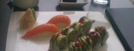 Sushi Mora is one of Bento Badge.