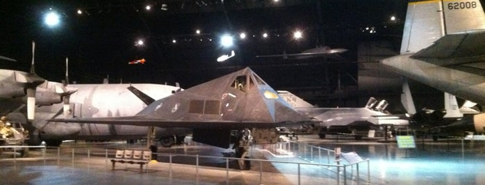 National Museum of the US Air Force is one of Gem City.