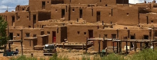 Taos Pueblo is one of USA.