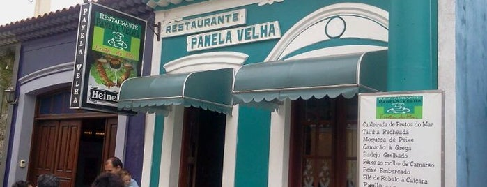 Panela Velha is one of Lieux qui ont plu à Fernanda.