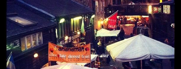Camden Lock Market is one of London's best markets.