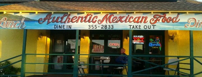Guerrero's Taqueria is one of South SF.