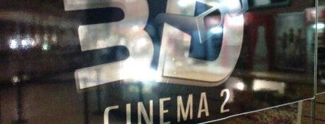 Cinema is one of Cines de la Argentina.