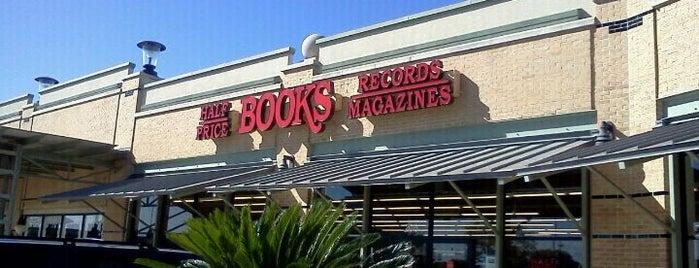Half Price Books is one of San Antonio.