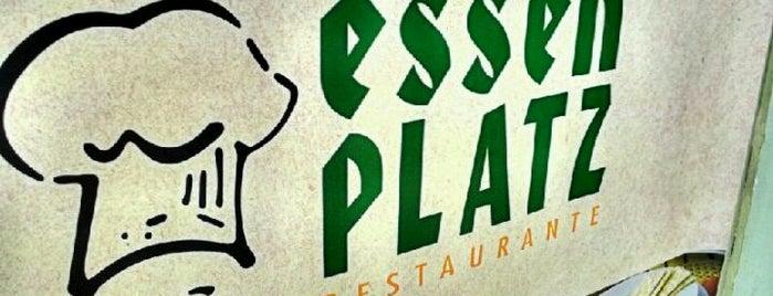 Essen Platz is one of Orte, die Rosimari gefallen.