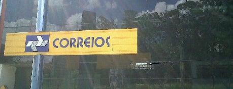 Correios is one of Alphaville.