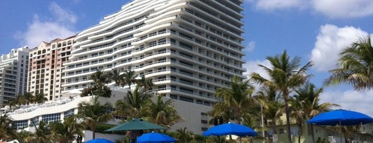 The Ritz-Carlton, Fort Lauderdale is one of FLL/PBI Scene.