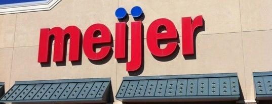 Meijer is one of สถานที่ที่ James ถูกใจ.