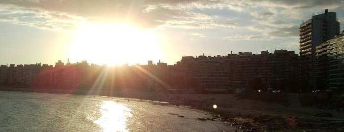 Playa de los Pocitos is one of Sitios para fotografiar en Montevideo.