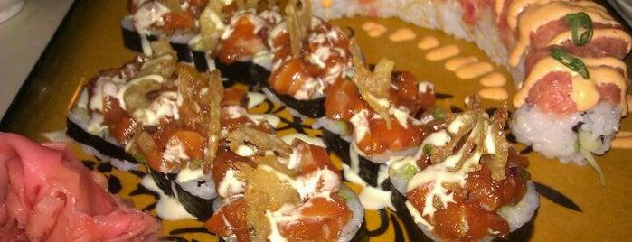 Chiyo Sushi is one of Locais curtidos por Krissy.