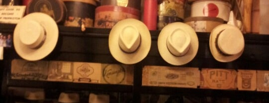 Paul's Hat Works is one of California To-Do.