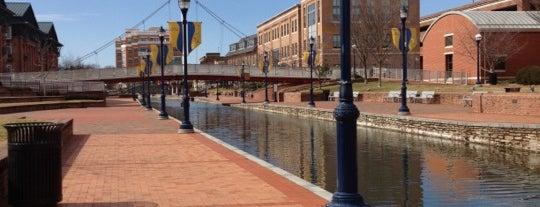 Carroll Creek Promenade is one of Try List.