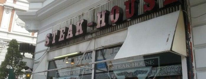 Arizona Steak-House is one of StorefrontSticker #4sqCities: Hamburg.