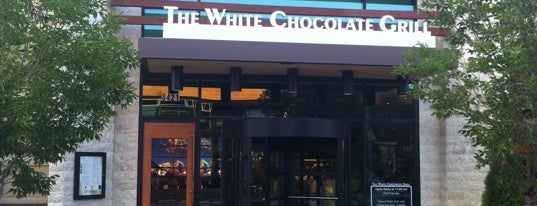 The White Chocolate Grill is one of Marie's Liked Places.