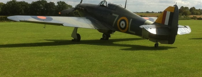 Shuttleworth Collection is one of Aviation.