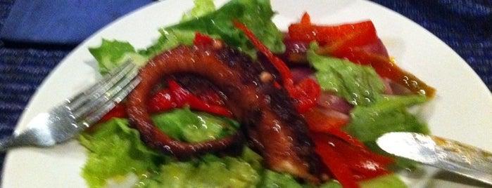Restaurante London is one of Food!!!.