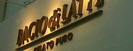 Bacio di Latte is one of Melhores Sorvetes do Brasil.