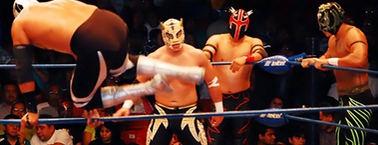 Arena México is one of Thigs to do in Mexico city.