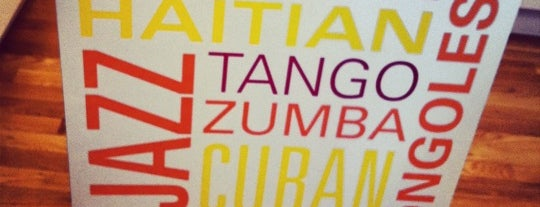 Cumbe Center For African And Diaspora Dance is one of Orte, die Andrea K. gefallen.
