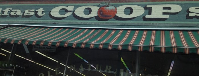 Belfast Co-op is one of MAINE.