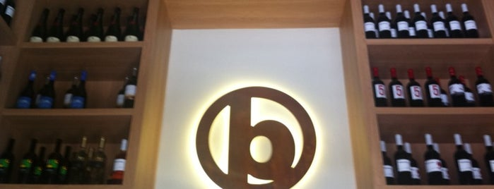 bBurger Barcelona is one of barrio.