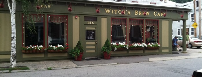 Witch's Brew Cafe is one of Boston/Salem Map.