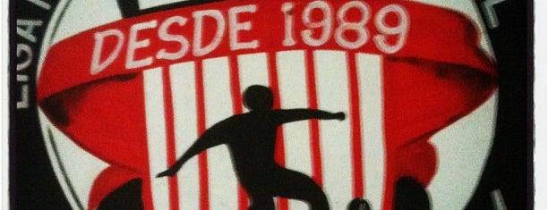 Liga Paulistana De Futebol is one of Tempat yang Disukai Wlamir Hiroshi   Tuco.