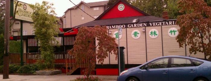 Bamboo Garden is one of New places - Seattle.
