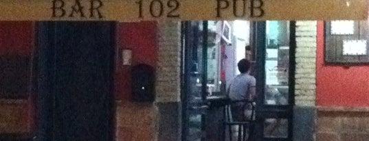Pub 102 is one of Lugares favoritos de Enrico.