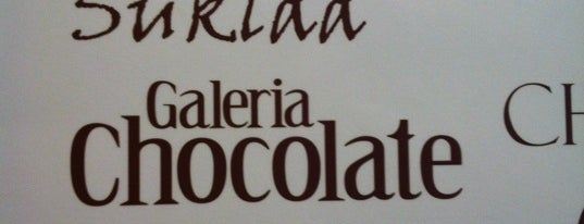 Galeria Chocolate is one of LISTA DE GORDO.