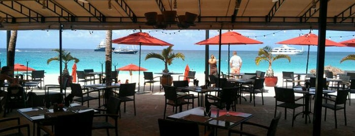 Straw Hat Restaurant is one of Anguilla.