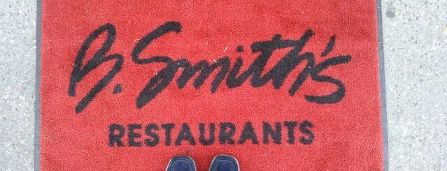 B. Smith's Restaurant Row is one of NYC Restaurant Week Downtown.