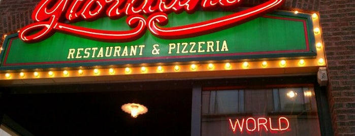 Giordano's is one of Chicago: To-do list.