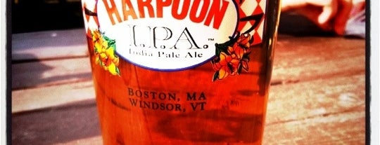 Harpoon Brewery & Riverbend Taps is one of New England Breweries.