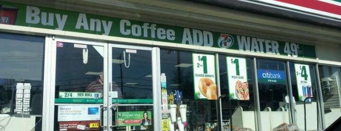 7-Eleven is one of Anthony : понравившиеся места.