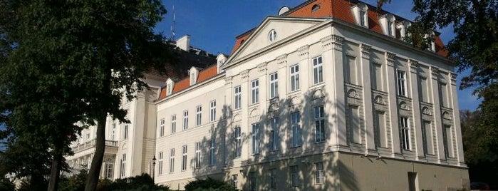Hotel Schloss Wilhelminenberg is one of Castles.