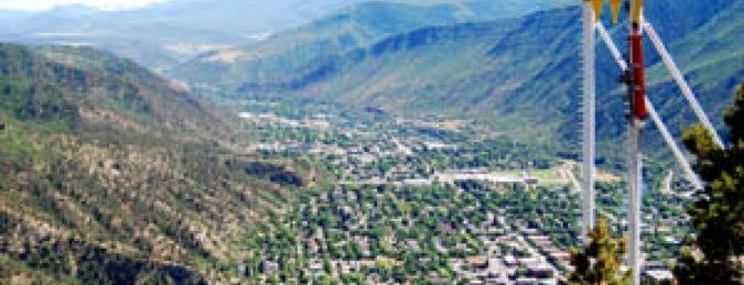 Glenwood Adventure Park is one of Breck 2020.
