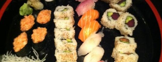 Koi Sushi Bar is one of gen.