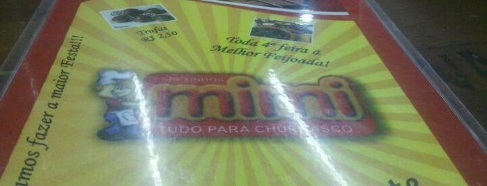 Espetinhos Mimi is one of Veja Comer & Beber ABC - 2012/2013 - Bares.