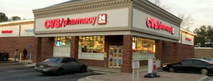 CVS pharmacy is one of Where, When & Who List-1!.