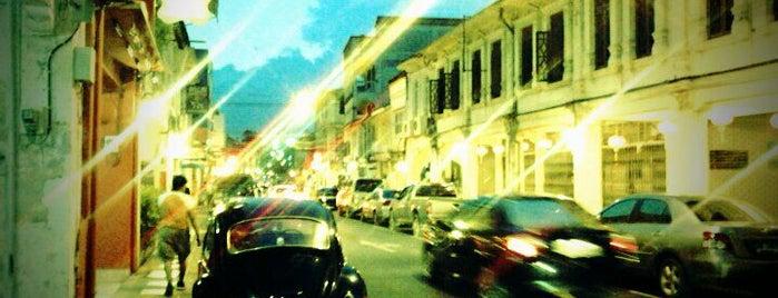 Thalang Road is one of VACAY-PHUKET.