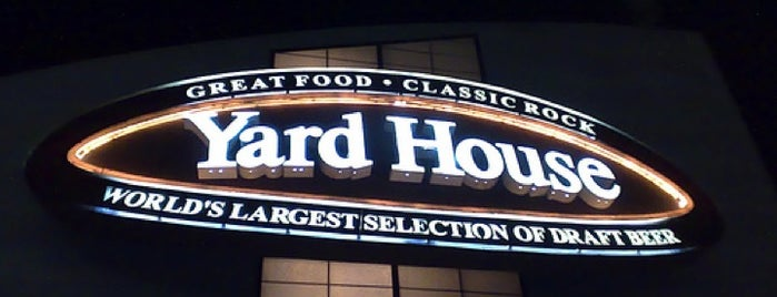 Yard House is one of Eats.