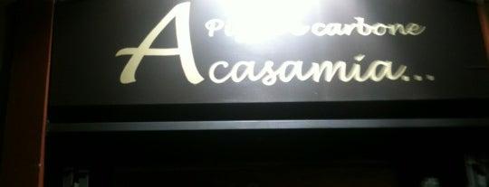 "A Casa Mia is one of ""Qu'ils mangent de la brioche!""."