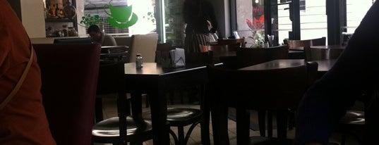 Origen Café is one of A ver....