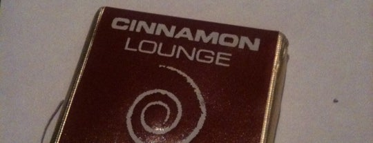 Cinnamon Lounge is one of London food and drink.