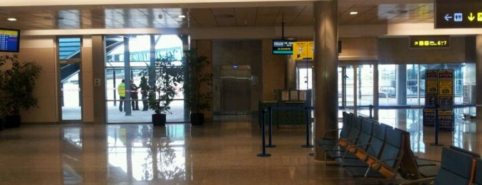 Aeropuerto de Santander - Seve Ballesteros is one of Airports - Europe.