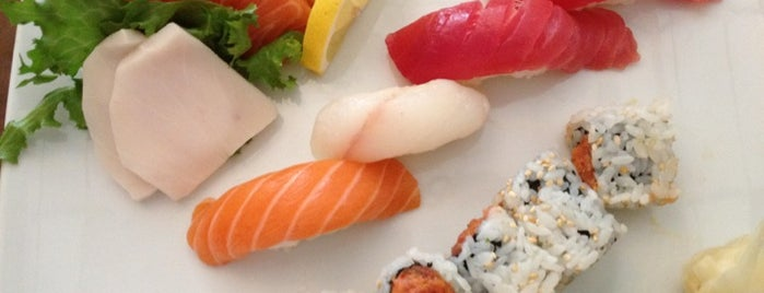 Mikaku Sushi is one of 寿司.