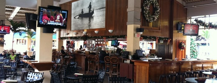 Mai Tai Bar is one of Oahu: The Gathering Place.